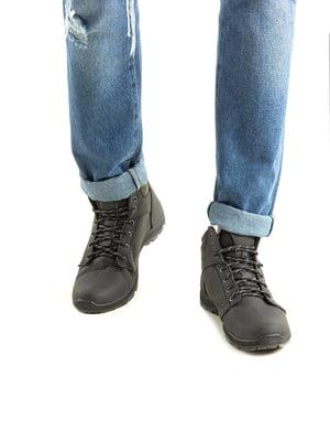 Ботинки черные | 5336860