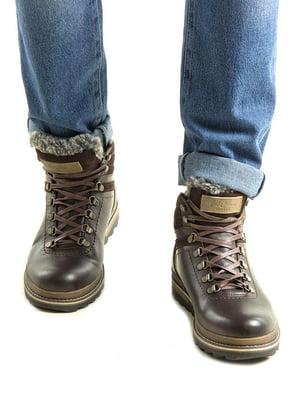 Ботинки коричневые | 5336862