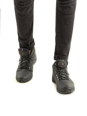 Ботинки черные | 5336863