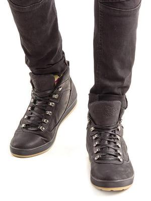 Ботинки черные | 5336867