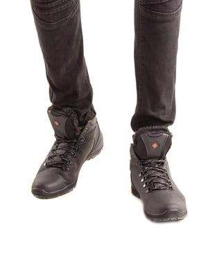 Ботинки черные | 5336878