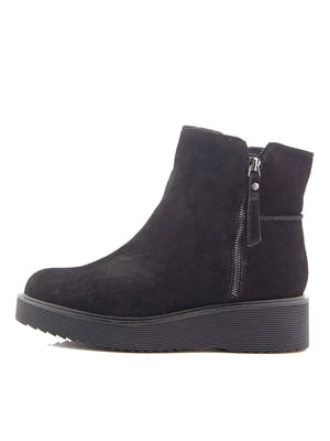 Ботинки черные | 5336885