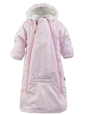Спальный мешок розовый | 1588602