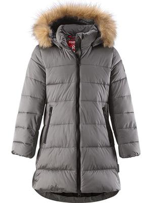 Куртка серая | 5328802