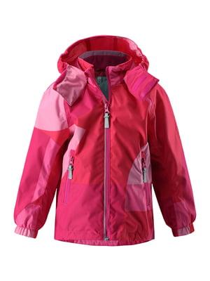 Куртка рожева | 5328808
