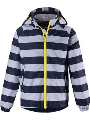 Куртка синя | 5328813