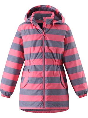 Куртка рожева | 5328816