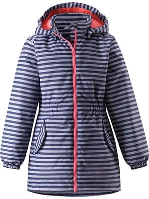 Куртка синя | 5328817