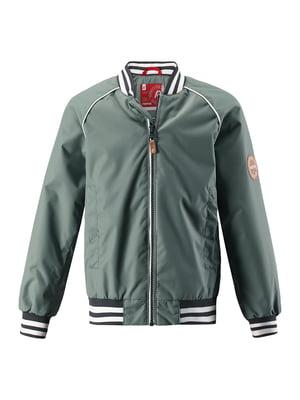 Куртка сіро-зелена   5328834
