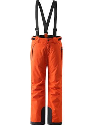 Брюки оранжевые | 5328867