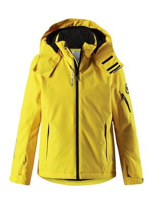 Куртка желтая | 5328894