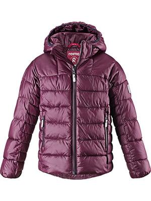 Куртка бордова | 5328897