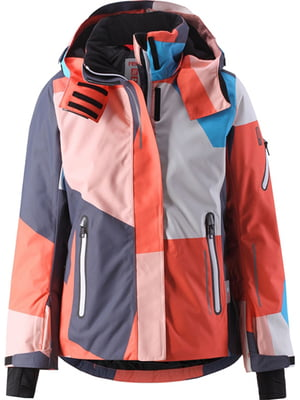 Куртка комбинированного цвета | 5328922