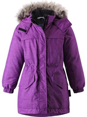 Куртка фіолетова | 5328945