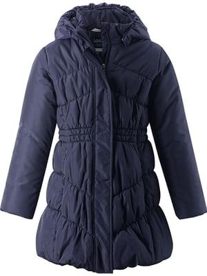 Пальто синє | 5328948