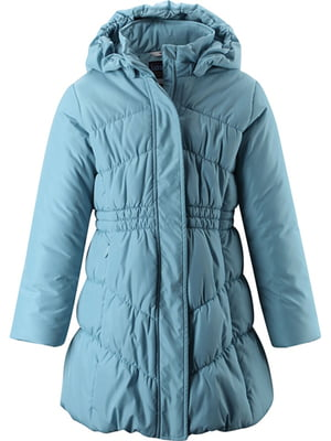 Пальто блакитне | 5328949