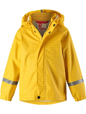 Плащ-дождевик желтый | 5328966