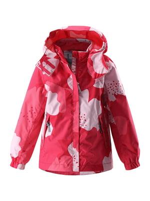 Куртка розовая | 5328970