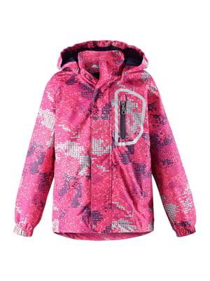 Куртка рожева | 5328976