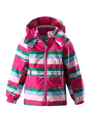 Куртка рожева | 5328978