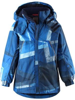 Куртка синя | 5328988