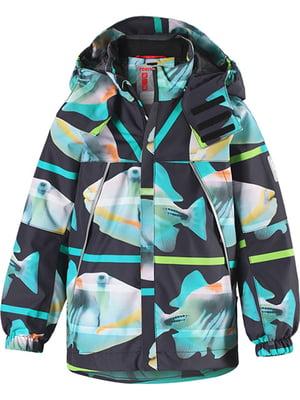 Куртка синя | 5328989