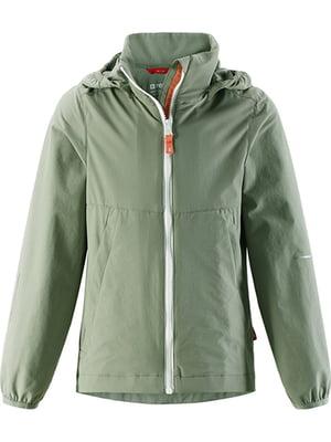 Куртка сіро-зелена | 5329098