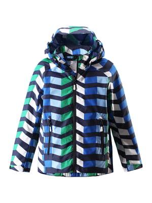 Куртка синя | 5329310