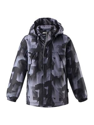Куртка чорна | 5329332