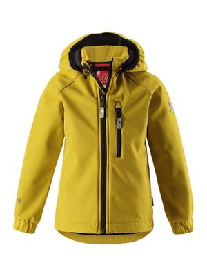 Куртка желтая | 5329496