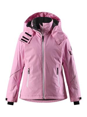 Куртка розовая | 5329529