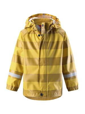 Плащ-дощовик жовтий | 5329555