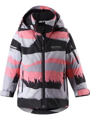 Куртка рожева | 5329622