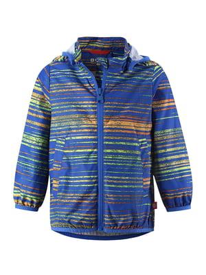 Куртка синя | 5329674