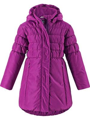 Куртка фіолетова | 5329926