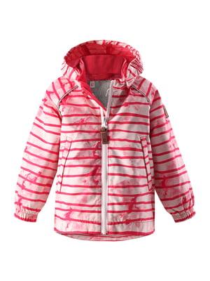 Куртка рожева | 5329939