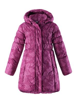 Пальто кольору фуксії | 5329981