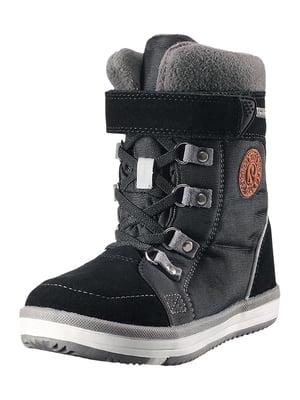 Ботинки черные | 5330101