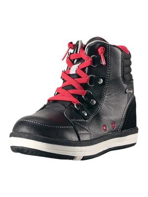 Ботинки черные | 5330112