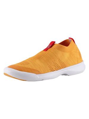 Мокасины желтые | 5330140