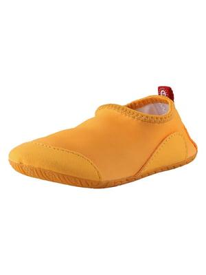Тапочки желтые | 5330146