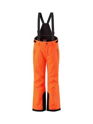 Брюки оранжевые | 5330160