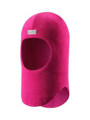 Шапка-шлем цвета фуксии | 5330418