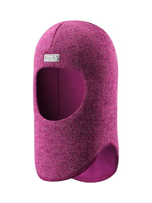 Шапка-шлем фиолетовая | 5330425