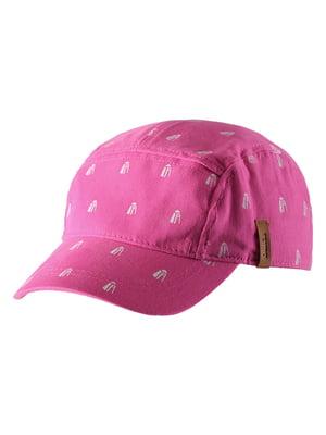 Кепка розовая | 5330500