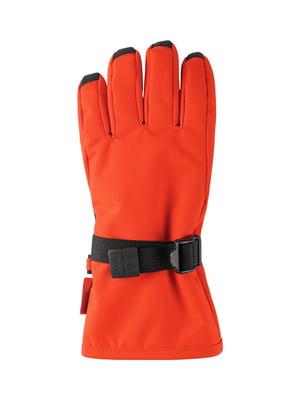 Перчатки оранжевые | 5330672