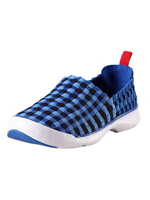 Кроссовки синие | 5330903