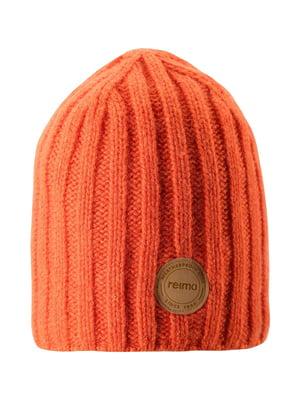 Шапка оранжевая   5330916
