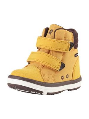 Кросівки жовті | 5331116
