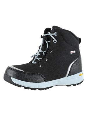 Ботинки черные | 5331142